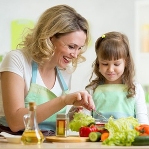 Diet and Nutrition for Children Level 3