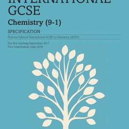 Chemistry GCSE