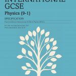 igcse physics specification front cover