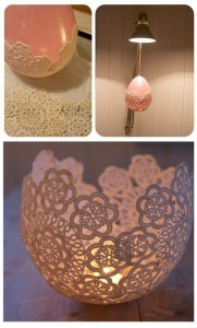 Lace-Candle-Holder